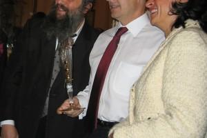 מדליית זהב לשליח חב