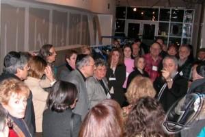 200 מנהלי מוזאונים מרחבי העולם התארחו במוזאון צ