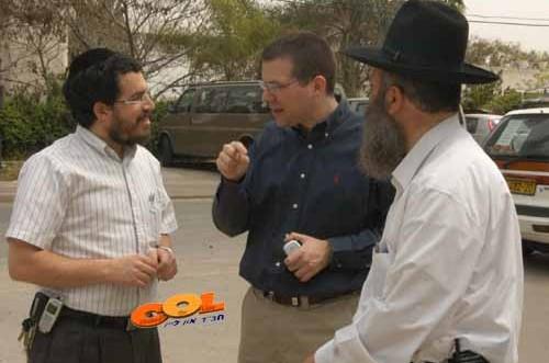 מנהלי השיווק הבכירים אורחי שבועון 'כפר-חב