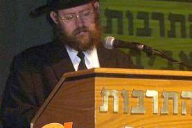 הרב בנימין קופרמן - ראש ישיבת חב