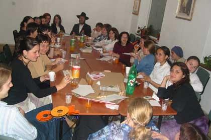 סמינריון לבחורות מחבר העמים בשיתוף 'כולל חב
