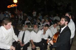 ערב חימום לצוות ישיבת הקיץ 'גן-ישראל' צפת