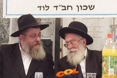 הרב זלמן-נחמיה גולדברג בערב עיון חב