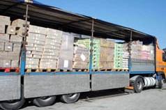 המשלוח ה-50 של סיוע הומניטרי מצרפת לאוקראינה
