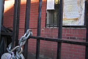 נסגר המקווה המרכזי של קראון-הייטס