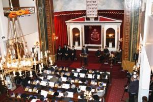 הרב מנחם חדאד - רבה הראשי החדש של בריסל