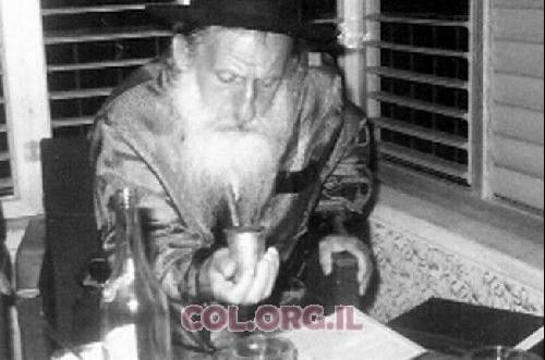 20 שנה לפטירת המשפיע הרב דב-בעריש רוזנברג ע