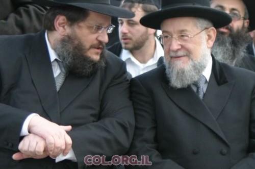 הרב ישראל מאיר לאו יקבל פרס מיוחד על מפעל חיים