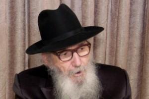 ירושלים: הרב אפרים-פישל קוזלובסקי ע