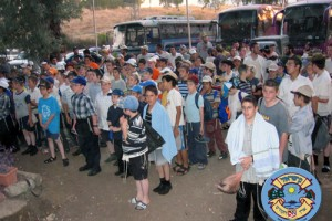 חדש ברשת: אתר ל'קעמפ גן ישראל ארץ הקודש'