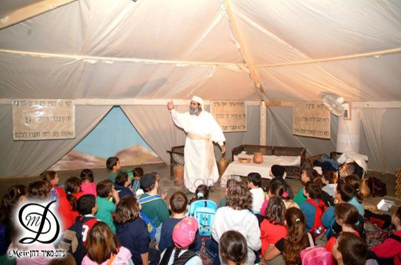 נפתחו חגיגות החומש בכפר-חב