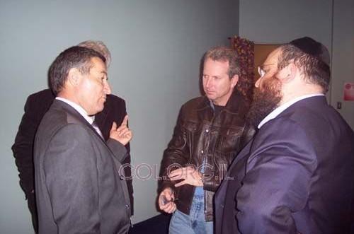 האלוף דורון אלמוג ביקר ב'מעגל ידידות' במישיגן