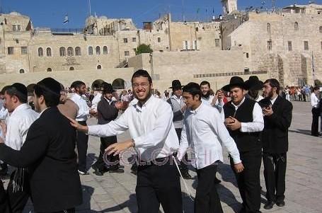 ישיבת 'אור אבנר' ביקרה בירושלים