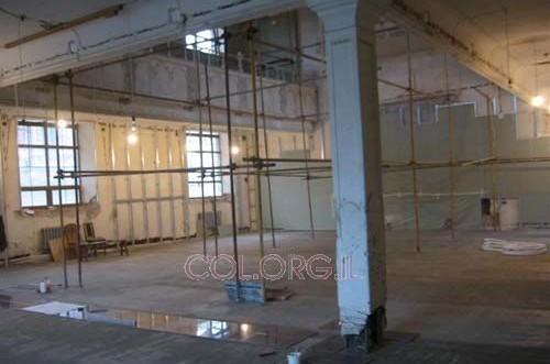 רוסטוב: שיפוצים נרחבים בבית הכנסת