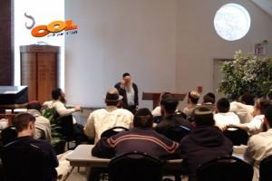 אטלנטה: הרב עדין אבן ישראל אורח קהילת חב