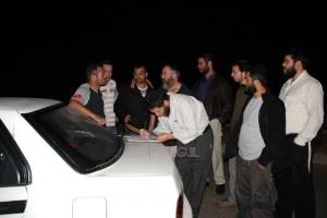 לילה של מעצרים בכפר-חב