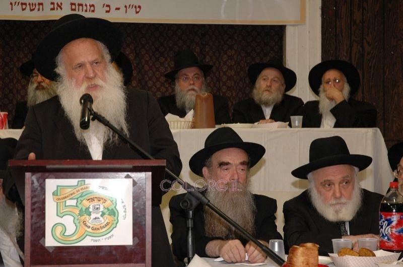 הרבנים בפארקסוויל חשבו על הלוחמים בצפון
