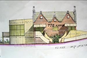 חזות חדשה למסעדת 770 בכפר-חב