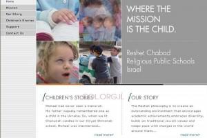 חדש: אתר ה'רשת' גם באנגלית