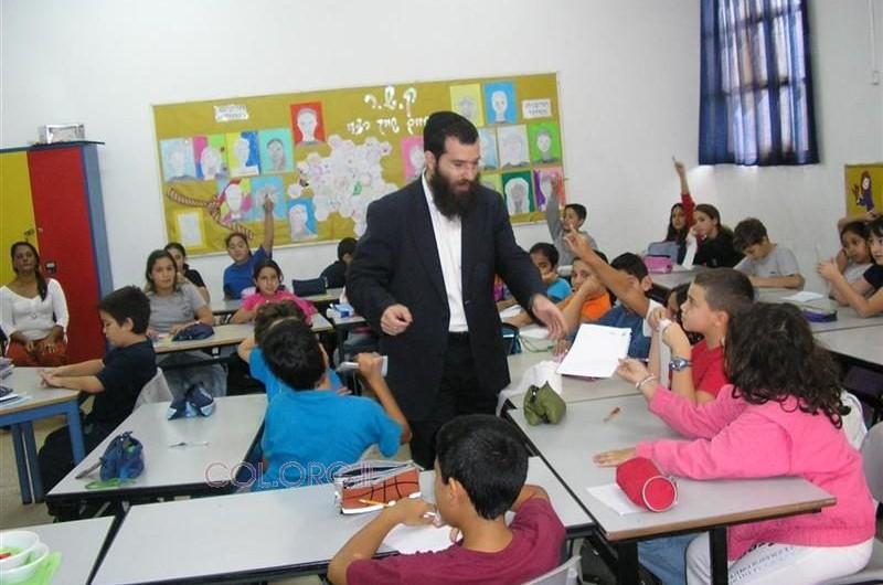 גדרה: פעילות מיוחדת בבתי-הספר