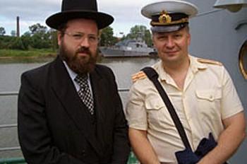 איגוד הקהילות היהודיות ברוסיה מציג: רבנות צבאית