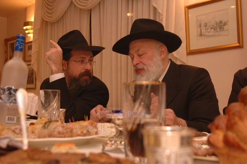 הרב קרינסקי ברשימת היהודים המשפיעים