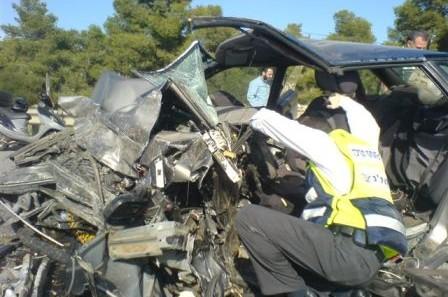 הרוג בתאונת דרכים: ר' דורון פולקובסקי ע