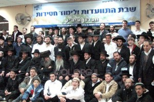 שבת מרוממת בחברון עם ה'חוזר' הרב כהן
