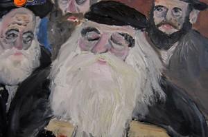 ציור וסיפור לניטל: ה