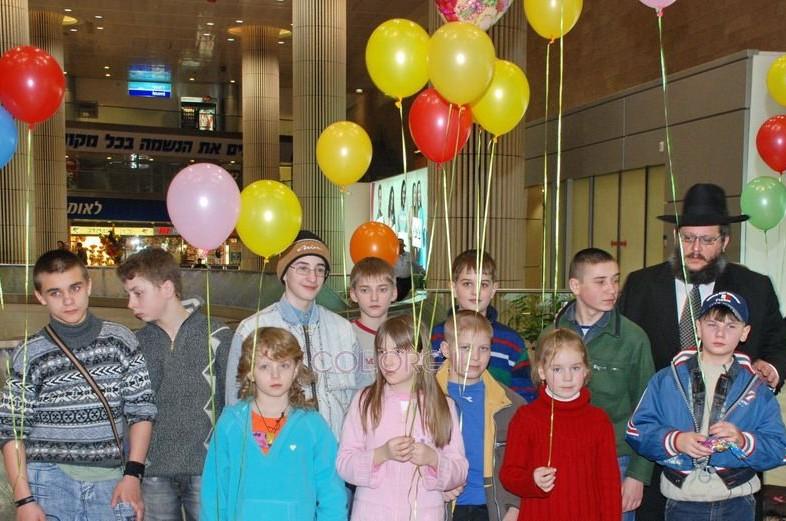 חיים חדשים ל-19 ילדים מצ'רנוביל