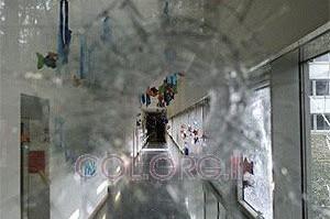 מאסר לקרואטי שהשחית בית-ספר חב