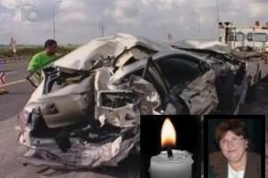 טרגדיה כפולה: האם והבת נהרגו בתאונת דרכים