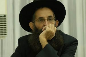 ברוך דיין האמת: הרב יהונתן בורגן ע