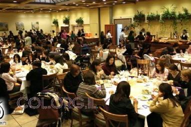 שבת מיוחדת לנציגות ארגון נשי ובנות חב