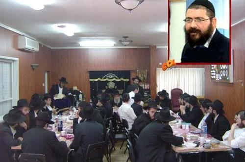 הרב טייב מונה למשפיע בישיבת חב