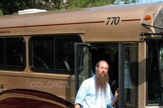 נופצו חלונותיו של האוטובוס הנוסע לאהל הק'