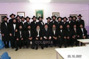 השלוחים בתל אביב התכנסו להתוועדות אחדות השנתית