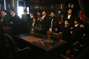 ניו-יורק: הבחורים סיירו בדירת אדמו