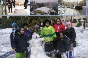 שלג בשיאו: תמונות הגולשים ● גלריית תמונות