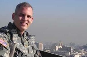 חייל יהודי נהרג בעיראק; חב