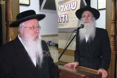 הרבנים פרקש וזילברשטרום על ההכנות לחג ● וידאו