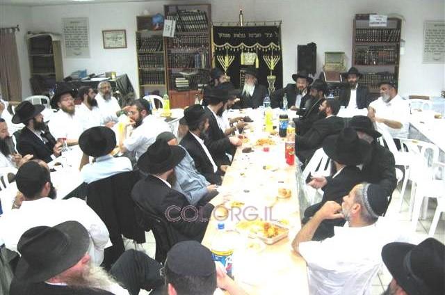 כינוס תורה והתוועדות חסידית באלעד