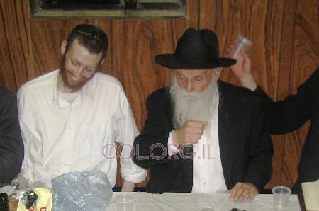 בשיכונים התוועדו עם הרב זלמן לנדא