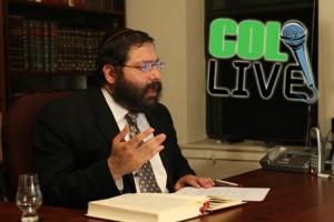 הרב יעקבסאן בתוכנית חגיגית לכבוד חג-השבועות ● וידאו