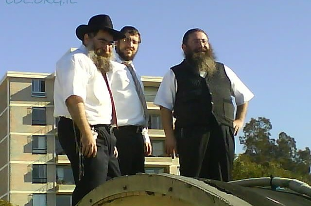 מה עשו הרבנים על גגות סידני?