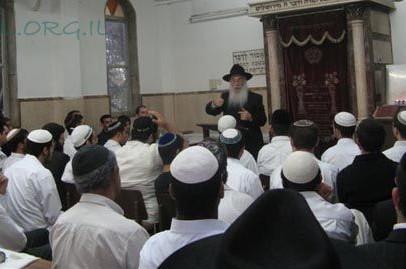 אשנב: שבת למקורבים בכפר חב