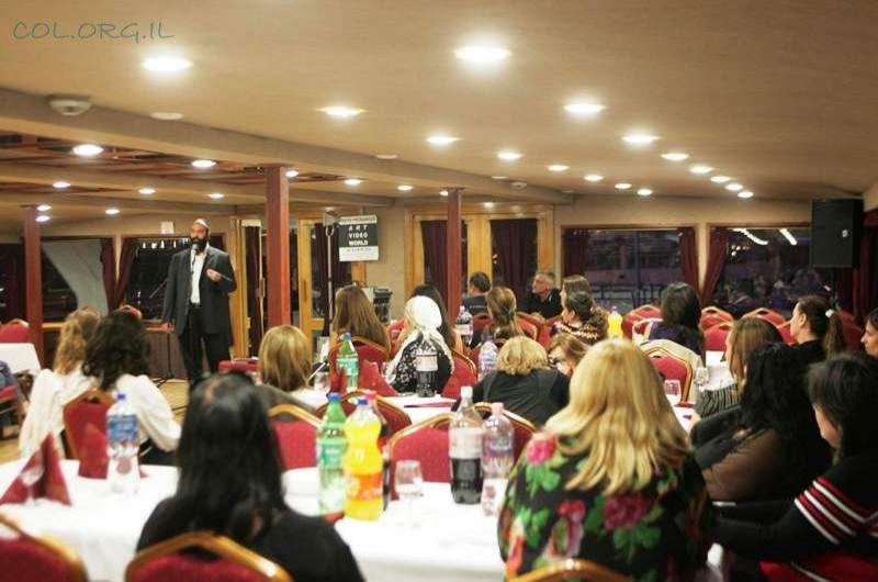 בודפשט: ערב נשים לנשות הקהילה הישראלית