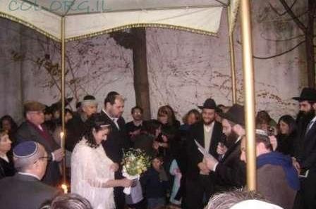 לראשונה: חתונה יהודית בקולג' בבואנוס איירס