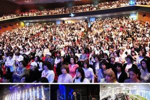 אלפי נשים בכינוס נשות חב