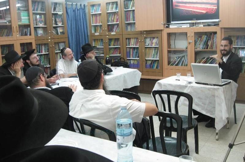 100 הרצאות ימסרו בעניני בית המקדש בבאר שבע
